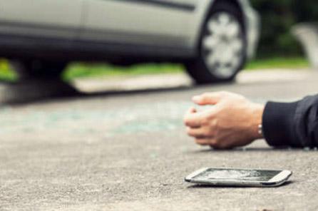 Hollywood Law Center | Pedestrian Accidents