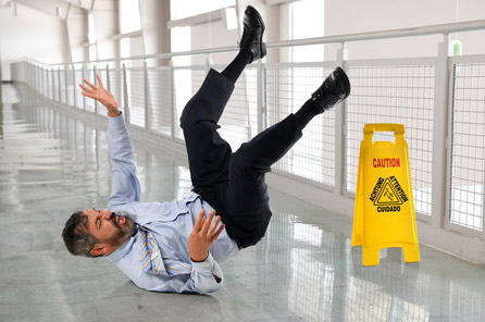 Hollywood Law Center | Slip and Fall
